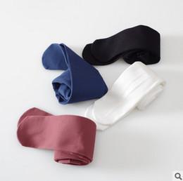 Wholesale Black Silk Leggings - baby silk pantyhose leggings girls princess dress bottoms children velvet ballet dance tights sheer stockings kids stripe leggings R0085