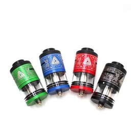 Wholesale Double Capacity Tank - iJOY Limitless RDTA Plus Tank 6.3ml Huge Capacity 25mm Double Deck Rebuildable Dripping Tank Atomizer Limitless RDA RTDA Plus new colors