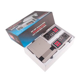 Wholesale Video Player For Tv - Mini TV Game Console HDMI 8bit Retro Video Game Consoles Built-In 500 No Repeat Games Handheld Gaming Player For Nes Classic Games Best Gift
