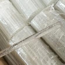 Wholesale Plexiglass Rods - Acrylic Round Rod Home Building Decor Supplies Plastic Plexiglass Clear Stick 350pcs lot Diameter 5x1000mm Length