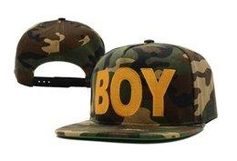 Wholesale Camo Boy Snapback - BOY LONDON baseball caps leopard camo snapback hats Casquettes chapeu sunbonnet sports cap for man woman hip hop cap