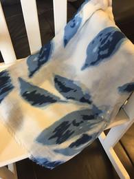 Wholesale Womens Silk Tops - 2017 Hot Selling Top Quality Classic European Designer Womens Skull Print Silk Scarf Elegant Ladies Wrap discount
