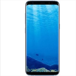 Wholesale Top Inch Android Phones - Top quality Goophone S8 S8+ S8 Plus Show 4G RAM 64G ROM 4G LTE 5.5 5.7 inch smartphone Cell phones