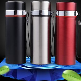 Wholesale Insulated Aluminum - Stainless Steel Water Bottle Insulated Vacuum Bottle High Luminance Water Bottle 500ml Creative VS Vaccum Cup