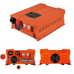 Wholesale 24v Solar Inverter Off Grid - Complete Solar Off Grid Power Inverter 3000W 12V 24V 48V DC 220V 230V 240V AC for Motorhomes, Boats, Carvans