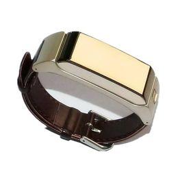 Wholesale Android Smartphone 4s - 2 in 1 K2 Smart Bluetooth Headset Bracelet Sport Smartwrist Wristband Band For Iphone 4S IOS6.1 Android 4.3 Smartphone