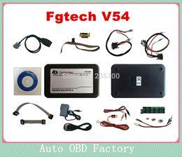 Wholesale Master Auto Tech - Wholesale-Lowest Price VD300 V54 FGTech Galletto 4 Master BDM-TriCore-OBD Function FG Tech Auto ECU Programmer with Multi-langauge