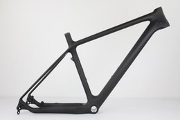 Wholesale Chinese Carbon Mtb Frame - Chinese carbon 26er mtb fram,mtb carbon frame 26er size 17',19',21' carbon mtb frame 26, cheap carbon frame