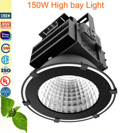 Wholesale Airport Parking - high lumen top quality 150w led bay light flood light fitting warehouse factory lamp football stadium plaza parking led lighting