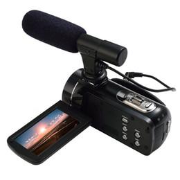 Canada ORDRO HDV-Z20 WIFI 1080P Full HD Caméscope Caméscope Numérique 24MP 16X Zoom Recoding 3.0 Offre