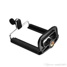 Universal dehnbar rotierenden Selfie Handy Halter Halterung Clip für Handy Smartphone Kamera Stativ von Fabrikanten