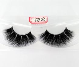Wholesale Hair Import Wholesale - Imported Fiber Eyelashes Soft Natural Hair Eyelashes Real Mink Crisscross False Eyelashes China High Price Ratio Eye Makeup Tool