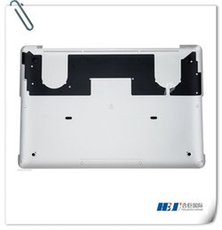 Wholesale Free Laptop Covers - Free shipping New Original Bottom case cover For MAC A1425 2012 2013 923-0410 Wholesale MOQ:5pcs