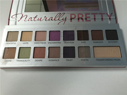 Wholesale Romantic Items - New Arrival IT Cosmetics The Romantics Naturally Pretty Vol 2 Matte Eye Shadow Palette by dhl hot item