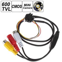 Wholesale x vision camera - 600TVL HD 1280 x 960 1 3 Inch CMOS Sensor Night Vision Mini Camera with 8 IR Lights CCT_528