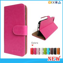 Wholesale Huawei Ascend Flip Case - For Huawei Ascend XT H1611 Vintage Retro Flip Stand Wallet Leather Case With Photo Frame Phone Cover For Huawei Y5 2017 A