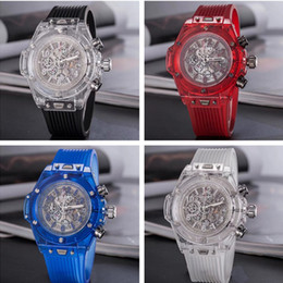 Wholesale White Rubber Swiss Watch - Swiss top watch brand men's luxury quartz watch Classic Series Men's watches fashion Reloj AAA famous brand Wristwatches