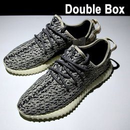 Wholesale Fasion Shoes - Double Box Y 350 boost pirate black 350 Low Outdoor Shoes sneaker fasion Basketball Shoes Discount Kanye West Sports Footwear Shoes