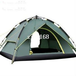 Wholesale High Quality Tents Persons - Free shiping High Quality Tent, Camping UV Automatic Beach Tent Fishing Tent For 3-4 Person,