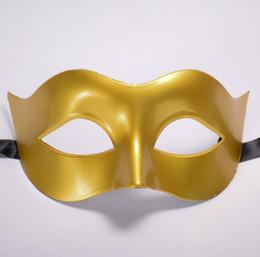 Wholesale Ads Bmw - BMW ad men's half face mask, Zorro mask ball, men's mask multicolor optional