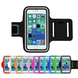 """Wholesale Armband Cell Phone Covers - Wholesale-New for LG G3 Armband High quality Neoprene Gym Jogging Running Sport Bag Arm band Cell Phone Workout Accessory Cover 5.5"""""""