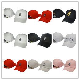 Wholesale Trucker Hats For Cheap - Cheap Drake 6 God Caps pray Baseball Strapback Casquette s GOLD DENIM Snapback Hat Adjustable Trucker Sun Hat For Women Men hat