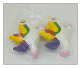 Deutschland Großhandel Kawaii Squishies Weiche Pegasus Einhorn Squishy Phnoe Fall Kinder Spielzeug Geschenk Stress Reliver Spielzeug Telefon Charme Versorgung
