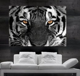 Wholesale Giant Eyes - Eye of the Tiger Poster print wall art picture 8 parts giant huge size free shipping NO255