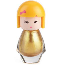 Оптово-1шт 7мл Симпатичная куколка Акриловый неоновый лак для ногтей 7 цветов Мода Desigh Красочный маникюр Яркий декор Блеск Лак Красота cheap cute acrylic nail art от Поставщики милый акриловый ноготь
