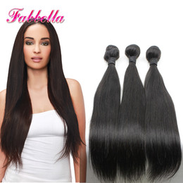 Wholesale China Sales Online Free Shipping - 10A Straight Brazilian Hair Indian Perivian Malaysian Hair 2016 China Hair Extensions Free Shipping on sale Virgin Hair Bundles Weave Online