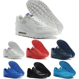 Wholesale Rubber American - 2018 New HYP PRM QS Men Women causal Shoes American Flag Black White Navy Blue Gold Silver X-A-M Sport Trainers size36-45
