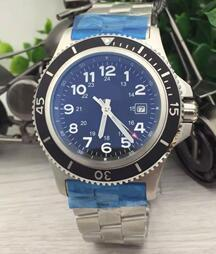 Wholesale Superocean Strap - luxury brand fashion watches men superocean ii heritage 42mm watch stainless strap watch automatic mechanical watch mens wristwatches
