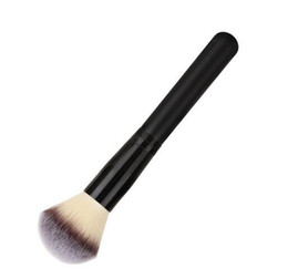 Wholesale Facial Blush - 1Pcs Blush Makeup Brush Powder Brow Eyeshadow Lip Brushes Facial Care Single Blusher Powder Paint Blusher Foundation Brush Beauty Cosmetic