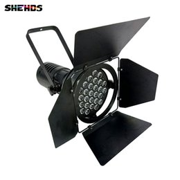 Wholesale Car Led Show Lights - Car Exhibition hall lighting LED Par 31x10WDh Spotlight DMX Channels for Auto Show DJ Disco stage light