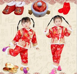 Wholesale Chinese Tang Suit Style Child - Girl child summer 2016 new cheongsam dresses China wind summer clothes children's Tang suit open fork Dress 0-2 years