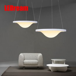 Wholesale Contemporary Art Fashion - Wholesale- Contemporary led lamps Nordic fashion creative personality dining-room lamp bedroom living room lighting art atmo