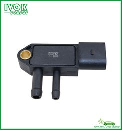 Wholesale Vw Intake - Brand New Exhaust Particulate Filter DPF Differential Pressure Sensor For Audi VW Skoda Seat 076906051B 03G906051G 03G906051J 76906051B