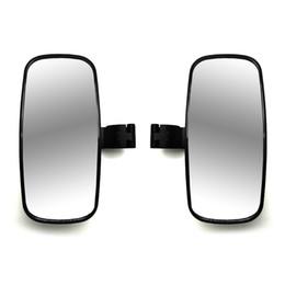 """carburador chinês Desconto Atacado-1 set 2 """"Clamp Side View Espelhos Espelho Retrovisor UTV para Polaris RZR XP1000 XP 900 RZR 800 RACE For Can Am Maverick Commander"""