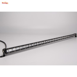 "Wholesale Rowing For Sale - Hot Sale 39"" Inch 36*3W 108W Cree Single Row LED LED Lightbar For Jeep ATV 4*4 Boat 2V 24V"