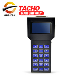 Wholesale tacho universal for mileage correction - 2017 Professional Tacho Pro 07 2008 main unite Universal Plus Unlock Mileage Correction Free Ship