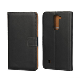 Wholesale Lg G2 Leather Flip Case - Luxury Wallet PU Leather Case Flip Stand Holders Case for LG G2 G3 G4 G5 mini Stylus 2 v10 Stylo F60 Leon