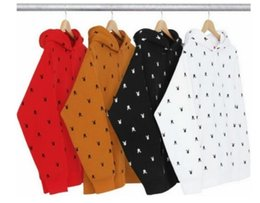 Wholesale Women Fleece Hooded Long Cardigan - New Arrival Women and Men Hooded fleece Jacket Sup Sports cardigan Students Hip-hop kanye yeezus hoodies Coat Tops