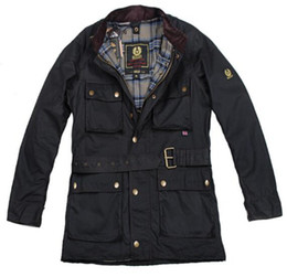 Wholesale Free Flower Petals - top quality BSF man roadmaster Jackets free shipping man roadmaster waxed cotton jacket