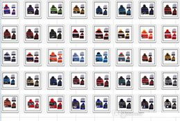 Wholesale Wholesale Winter Sports Teams Hats - Wholesale 2017 Team Beanies Caps Sports Hats Mix Match Order 18 Teams All Caps in stock Knit Hat Accept Mix Order