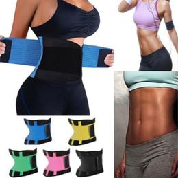 Wholesale Fashion Corsets - 2017 Fashion Womens Waist Trainer Cincher Control Underbust Shaper Corset Shapewear Body Tummy Sport