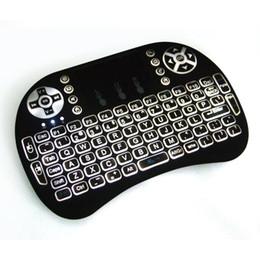 проектирование окон Скидка Беспроводная клавиатура rii i8 клавиатура Fly Air Mouse Мультимедийный пульт дистанционного управления Сенсорная панель Handheld с подсветкой для TV BOX Андроид OM-D5