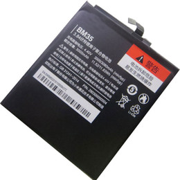 Wholesale Mi Dual Sim - ALLCCX high quality real capacity battery BM35 for Xiaomi Mi 4c, Mi 4c Dual SIM with good quality and best price