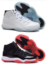 Wholesale Good Bond - Good Quality Air BRED 11s Space Jam 11s Bred Gamma Blue Men Women 11s Concords Legend Blue Cool Grey Sneakers Basketball Shoes