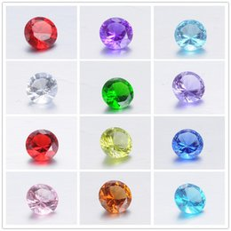 Wholesale Floating Charms For Lockets - 240pcs crystal beads Small 5mm Twinkling Birthstone Floating Charm for DIY Glass Floating Locket Accessories free shipping