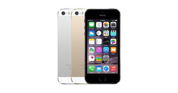 Wholesale New Smartphone Unlocked - Refurbished like new iPhone 5S 32GB 100% Genuine Apple iPhone 5S Unlocked Cell Phone IOS Dual Core 4.0 inch Smartphone 4G LTE